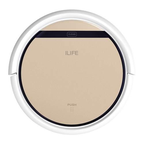 Робот-пылесос ILIFE V5S PRO Gold