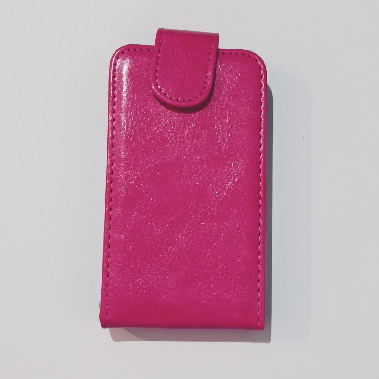 Чохол відкидний для Samsung Galaxy Star 2 G130e Рожевий