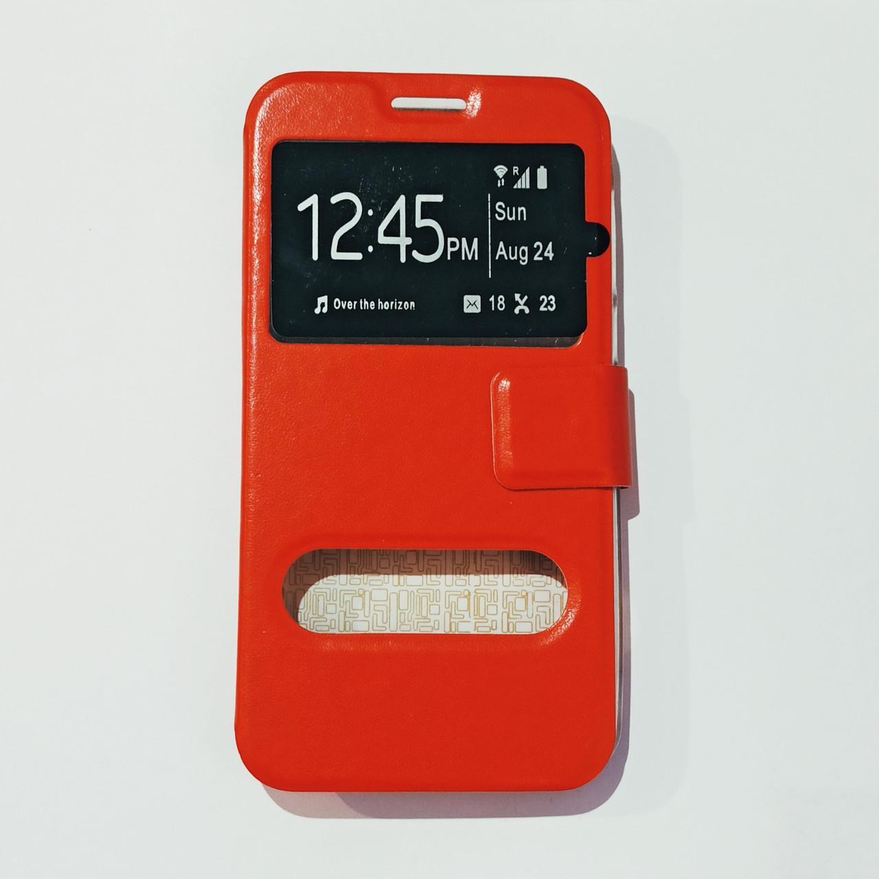 Чохол-книжка для Meizu M2 Червоний