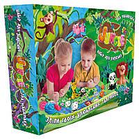 Набор для лепки Jungle