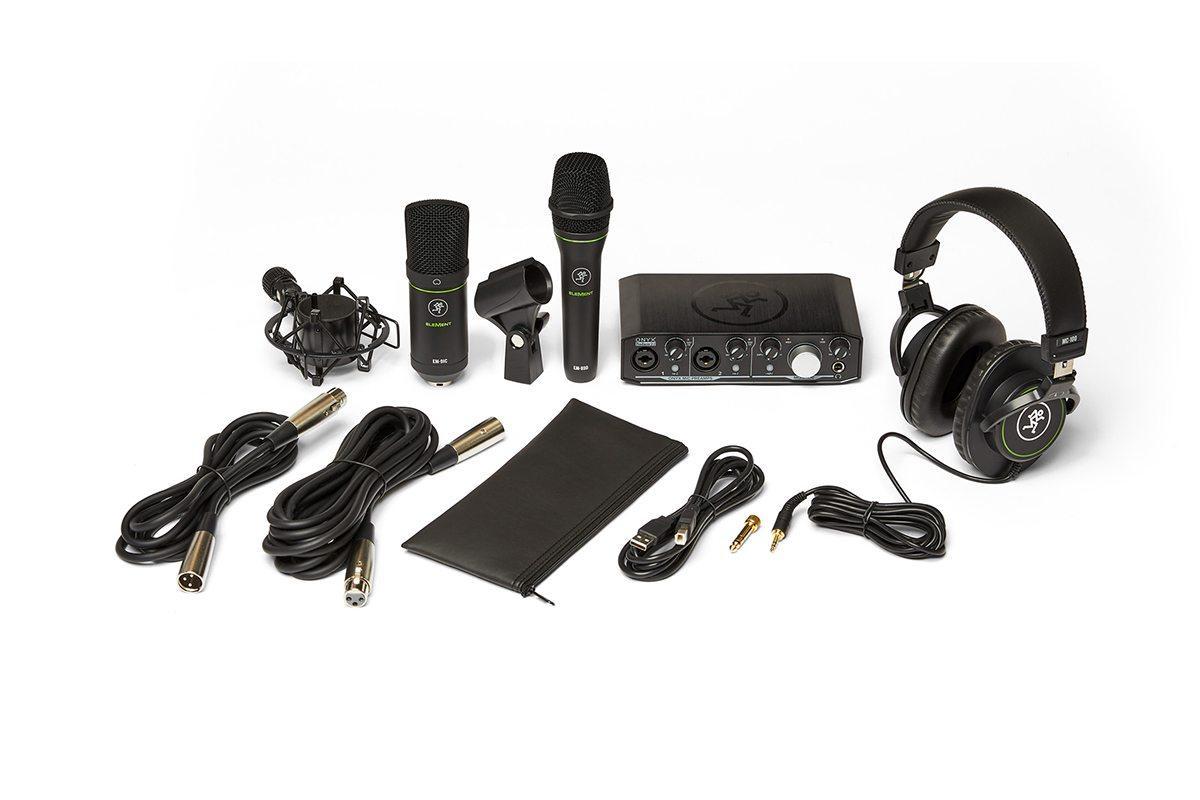 Комплект для звукозапису MACKIE PRODUCER BUNDLE