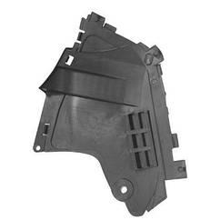Защита бампера перед прав Renault Logan (04-) (30261) Asam 6001549323