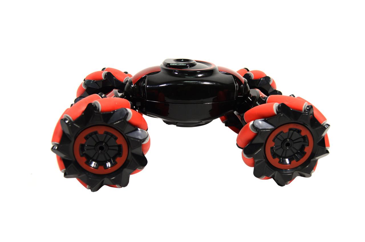 Машинка-всюдихід 360* перевертень на радіокеруванні Stunt Speed pioneer LH-C019S червона