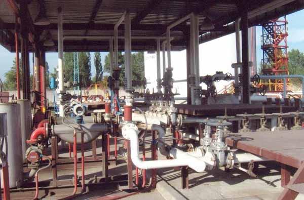 Обслуживание нефтебаз и резервуарных парков