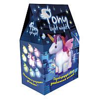Набор массы для лепки Pony Light night