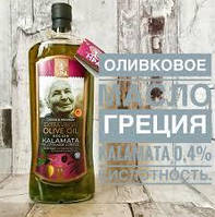 Оливковое масло HPA (Греция) Green&Peppery extra virgin olive oil region Kalamata 1л