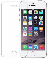 Защитное стекло для iPhone 5 / 5s / SE прозрачное