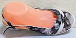 Босоножки женские экокожа от производителя модель МИ5107-7, фото 5