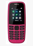 Телефон Nokia 105 Dual Sim (TA-1174) Black, фото 3