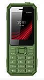 Телефон Ergo F248 Deffender Red, фото 3