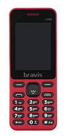 Телефон Bravis C246 Fruit Red