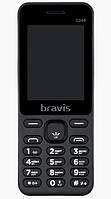 Телефон Bravis C246 Fruit Black