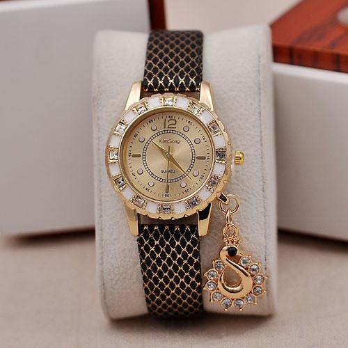Часы женские KimSong black