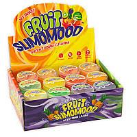 """Слайм """"Fruit slimomood - 0,120 кг"""" (рус.) (71853)"""