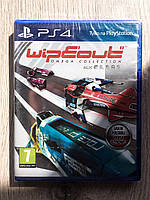 WipEout Omega Collection (новый) (рус. суб.) PS4, фото 1