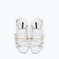 Босоножки сандалии женские, Zara