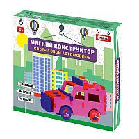 """Мягкий конструктор """"Автомобиль-джип"""" (рус.) (6104)"""