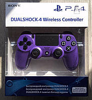 Dualshock 4 V2 Electric Purple
