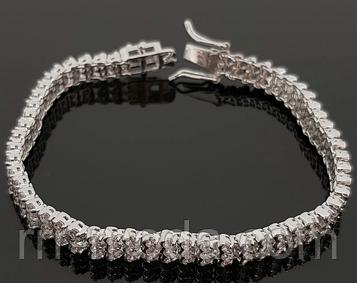 Браслеты с кристаллами Swarovski бижутерия. 22