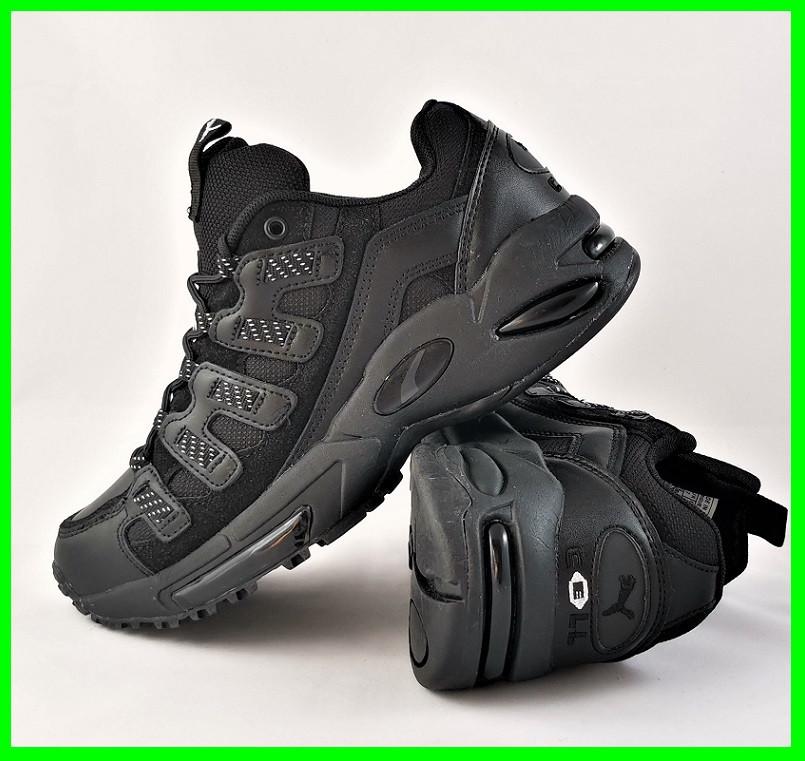 Кроссовки Puma Мужские Черные (размеры: 41,43,44,45) Видео Обзор