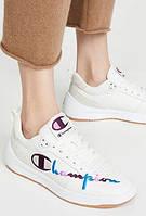 Кожаные женские кроссовки 36 размер Champion