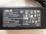 Блок Питания Зарядка для Ноутбука ASUS 19v 4.74a 90W штекер 5.5 на 2.5 (ОРИГИНАЛ), фото 6