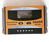 Контроллер для Солнечной Батареи Панели на 20А, фото 3