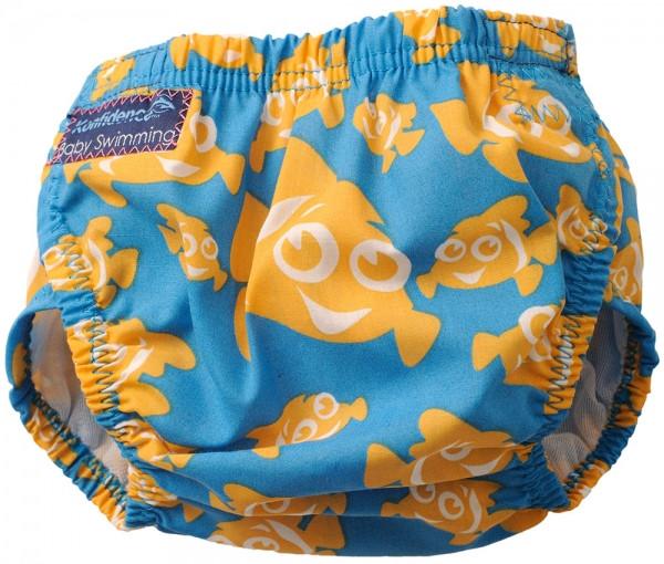 Плавательные трусы для малышей Konfidence AquaNappy Трусики Konfidence AquaNappy Clownfish