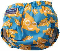 Плавательные трусы для малышей Konfidence AquaNappy Трусики Konfidence AquaNappy Clownfish, фото 1