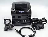 Принтер этикеток Xprinter XP-365B Black (XP-365B), фото 5