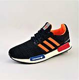 Кроссовки Adidas Мужские Адидас Синие (размеры: 40,42,43,44) Видео Обзор, фото 5