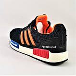 Кроссовки Adidas Мужские Адидас Синие (размеры: 40,42,43,44) Видео Обзор, фото 6