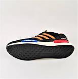 Кроссовки Adidas Мужские Адидас Синие (размеры: 40,42,43,44) Видео Обзор, фото 7