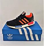 Кроссовки Adidas Мужские Адидас Синие (размеры: 40,42,43,44) Видео Обзор, фото 10