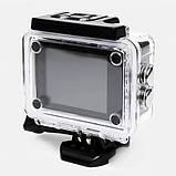 Экшн Камера HD Видеокамера с Аксессуарами и Боксом в Комплекте, фото 2