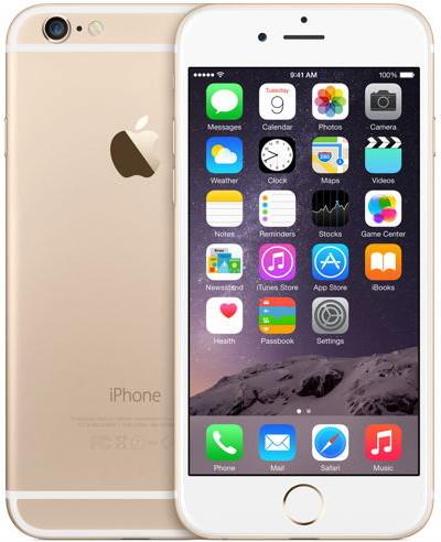 Apple iPhone 6 32GB Gold C Grade Б/У