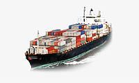 Морская доставка груза из Китая