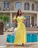 Стильное платье  (размеры 48-62) 0249-18, фото 3