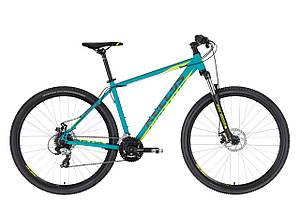 Велосипед Kellys 2020 Madman 30 (27.5˝) Turquoise S (17.5˝)