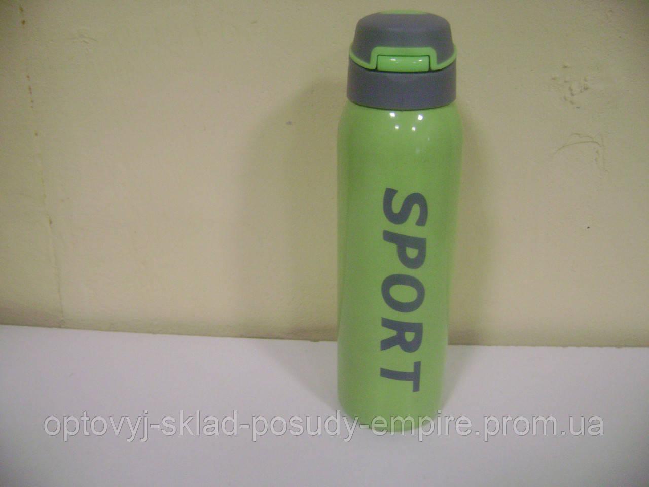 Термос-поилка 500 мл Sport Stenson 8257