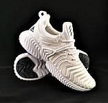 Кроссовки Adidas Alphabounce Белые Адидас Женские (размеры: 36,38,39,40) Видео Обзор, фото 5