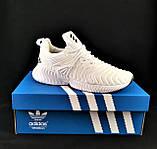 Кроссовки Adidas Alphabounce Белые Адидас Женские (размеры: 36,38,39,40) Видео Обзор, фото 9