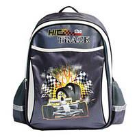 Рюкзак школьный для мальчиков Olli Hit The Track OL-4414-1