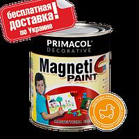 Магнитная краска Primacol Decorative 750мл / Польша