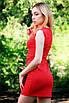 Красивое летнее платье с молнией на груди, фото 2