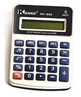 Калькулятор Kenko KK-185 11.5х7.5см (бухгалтерский, 8 разрядный)
