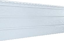 Софит U-plast сплошной белый (подшивка крыши)