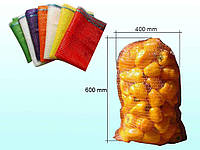 Сітка овочева 20кг 60х40 (100шт) зелена ТМPACKETOFF