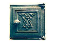 Дверцята чавунні топочні ДТ-1 210х220 ТМАЛЬЯНС
