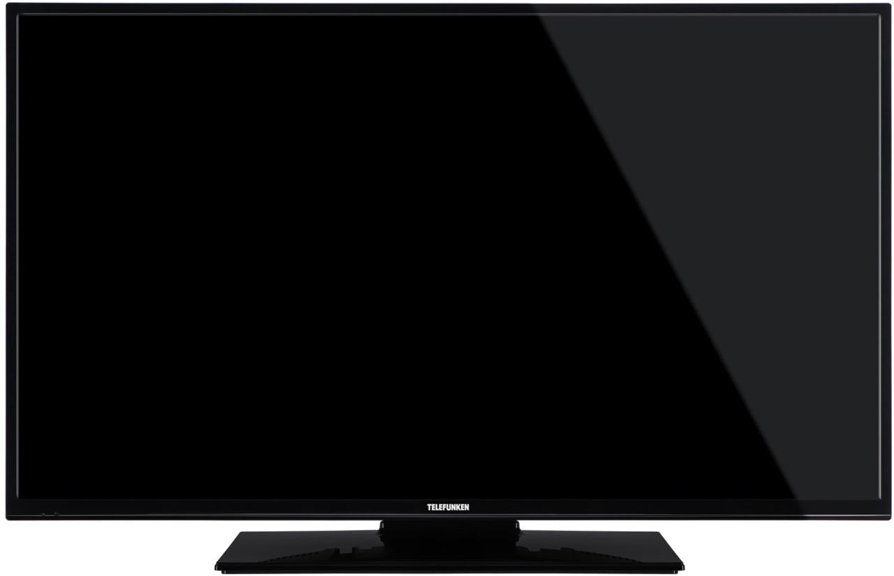 Телевизор Telefunken D40U300M4 ( Ultra HD / 4K / 600Hz / Android / Smart TV / DVB-T, DVB-T2, DVB-C, DVB-S)